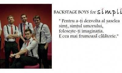 Bachstage Boys