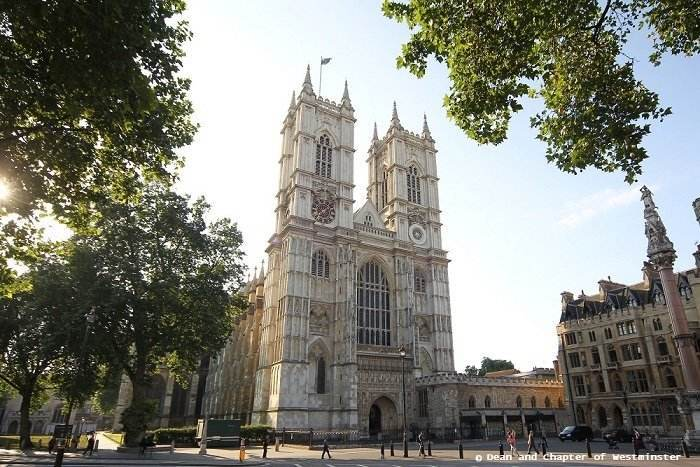 Westminster Abbey, London 2014,