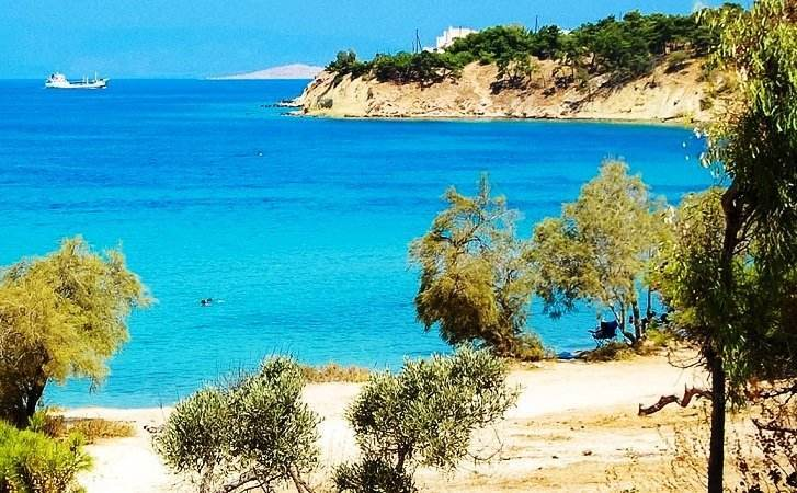 Aegina. Siisy hotel